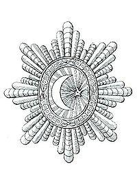 Ster van de Orde van de Halve Maan Turkije 1800.jpg