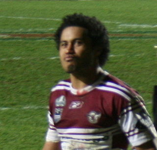 Steve Matai New Zealand rugby league player