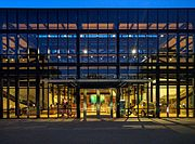 Steve Jobs building at Pixar.gk