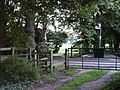 Stile and Farm gate - geograph.org.uk - 504200.jpg