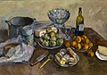 Still Life with Cakes and Fruit by Aristarkh Lentulov (1930s).jpg