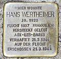 Stolperstein Hans Wertheimer Kehl.jpg