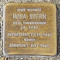 Stolperstein Verden - Rosa Stern (1880).jpg