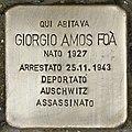 Stolperstein für Georgio Amos Foa (Padua).jpg