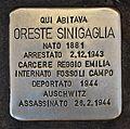 Stolperstein für Oreste Sinigaglia.JPG