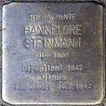 Stolpersteine Köln, Hannelore Steinmann (Nikolausplatz 5).jpg