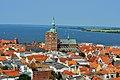 Stralsund, Blick von der Marienkirche (2013-07-07-), by Klugschnacker in Wikipedia (7).JPG