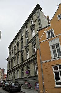Stralsund, Fährstraße 18 (2012-03-11), by Klugschnacker in Wikipedia.jpg