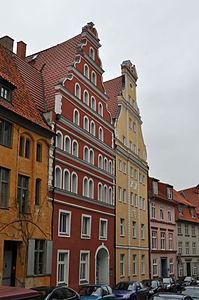 Stralsund, Fährstraße 30 29 (2012-03-11), by Klugschnacker in Wikipedia.jpg