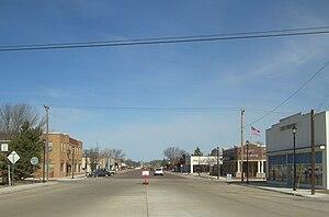 Sherman County, Texas - Image: Stratford, Texas