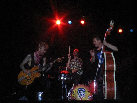 Stray Cats in 2004
