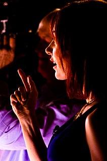 Geri Hall Canadian actress and comedian