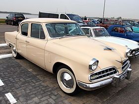 Studebaker Champion, Dutch licence registration AM-41-52 pic09.JPG