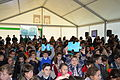Students of La Corolla school Gijon-Asturias-Spain 2015.JPG