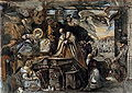 Study from Tintoretto's Adoration of the Magi.jpg