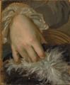 Study of a Hand (Lorens Pasch d.y.) - Nationalmuseum - 20730.tif