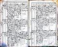 Subačiaus RKB 1827-1830 krikšto metrikų knyga 039.jpg