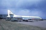 Sud Aviation Caravelle (TP 85) Swedish Air Force 1973 002.jpg