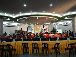 Sudoku - Sudoku competition at SM City Baliuag