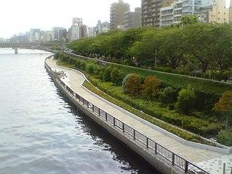 Sumida Park - Image: Sumida Park 08080601