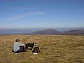 Summit of Carn na Caim, 941m - geograph.org.uk - 223300.jpg