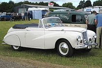 Sunbeam-Talbot 90 Mark II (ca. 1953)