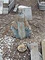 Sunken Madonna, Holt Cemetery, New Orleans, LA.jpg