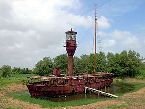 Suriname-Rivier - Suriname-Rivier in the Fort Nieuw-Amsterdam Museum 2014