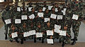 Suriname soldiers graduate New Horizons Basic Security Course 110730-A-CW157-002.jpg