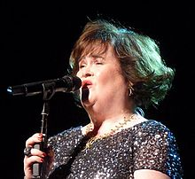 Picture of Susan Boyle