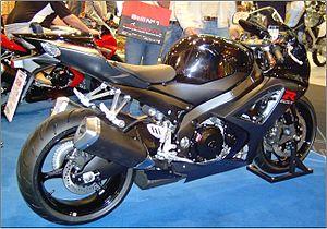 Suzuki GSX-R1000 - 2007 GSX-R1000 K7