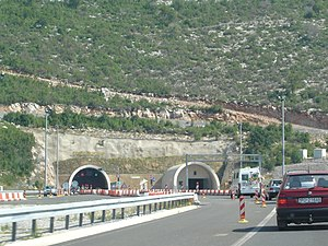 Tunnel Sveti Rok