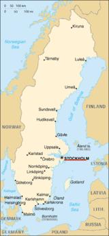 Stockholms läge