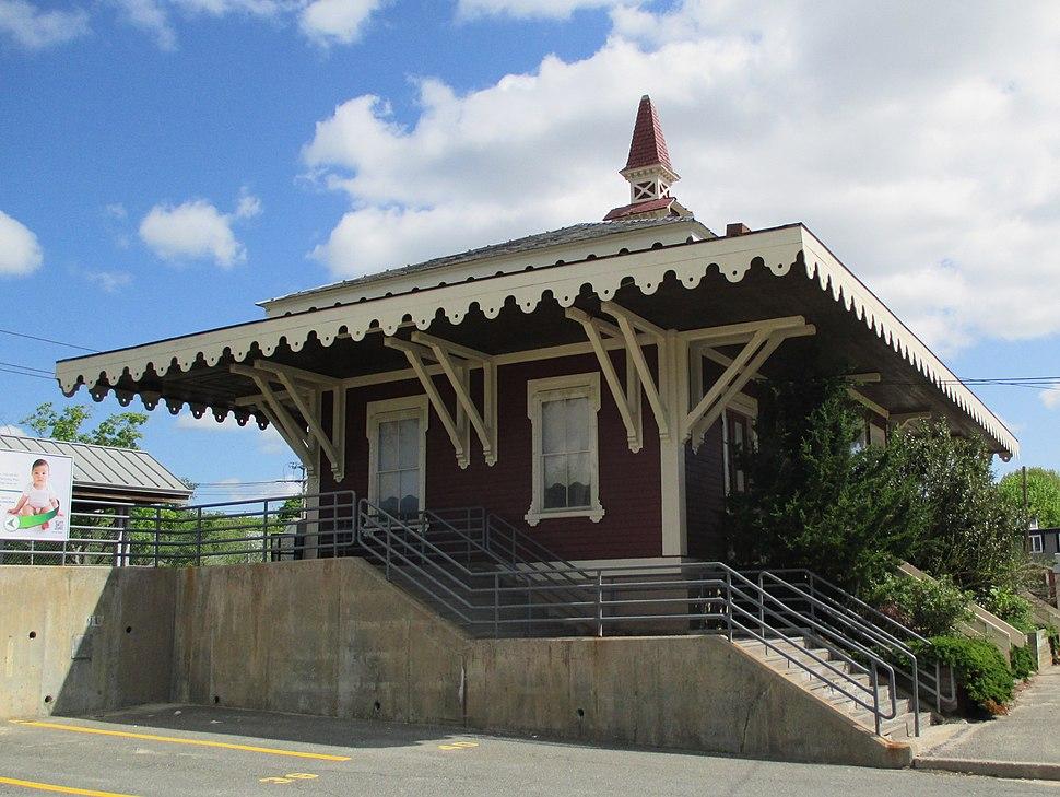 Swampscott Railway Depot 1