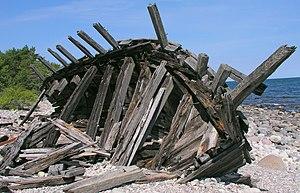 Swiks - Image: Swix Shipwreck Sweden large