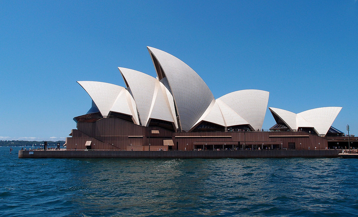 Sydney opera house 32 wallpapers hd desktop wallpapers for Sydney opera housse