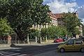 Szkoła wraz z ogrodzeniem Szczecin Jagiellońska 41 areekw 02.jpg