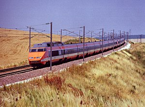 SNCF TGV Sud-Est