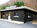 THE COAL HOUSE - BUILT WITH 30 TONS OF WEST VIRGINIA ANTHRACITE COAL - IN WHITE SULPHUR SPRINGS' EAST END, ON US-60 NEAR ENTRANCE TO INTERSTATE 64.jpg