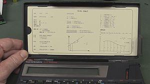 TI-74 - TI-74 Info Card
