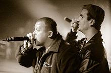 Torch e Toni L nel 2003