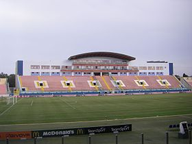 Ta' Qali National Stadium Main Tribune.jpg