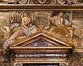 Taddeo zuccari, presa di tunisi, e federico zuccari, Enrico IV perdonato da papa Gregorio VII, 1564-80, 04.jpg