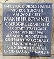 Tafel Geburtshaus Manfred Rommel.jpg