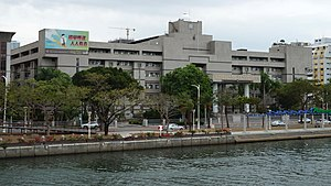 Taiwan Kaohsiung District Court building 20190309.jpg