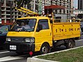 Taiwan Power AAA-1270 in front of Shilin Military Police Station 20170405.jpg