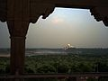 Taj as seen from Agra Fort 01.JPG