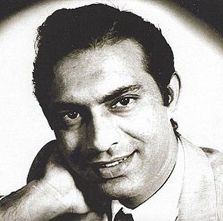 Talat Mahmood Indian singer