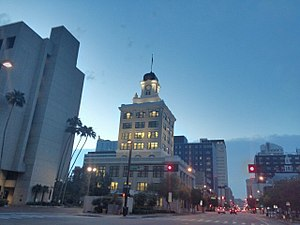 Downtown Tampa - Old Tampa City Hall