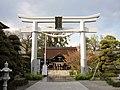 Tamura-jinja (Takamatsu) shoumen.JPG